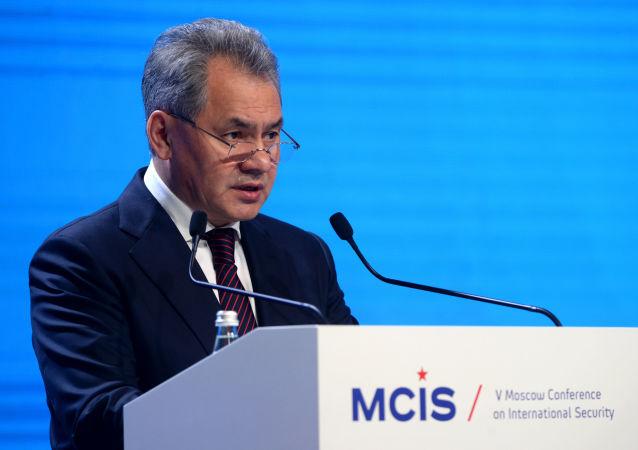 Ruský ministr obrany Sergej Šojgu. Ilustrační foto