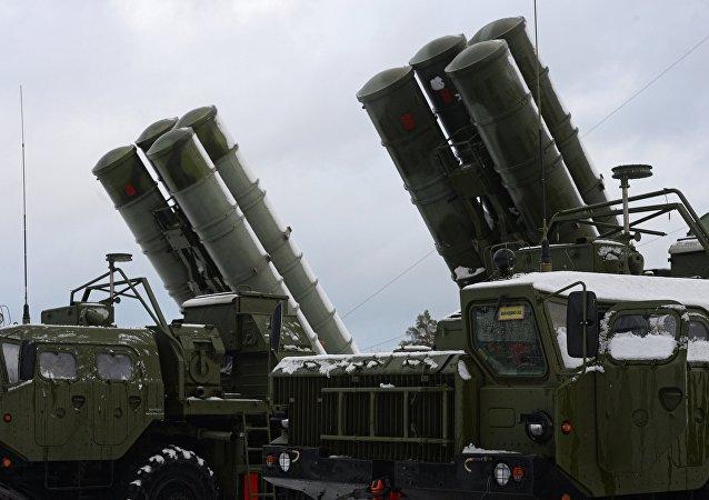 Raketový systém S-400