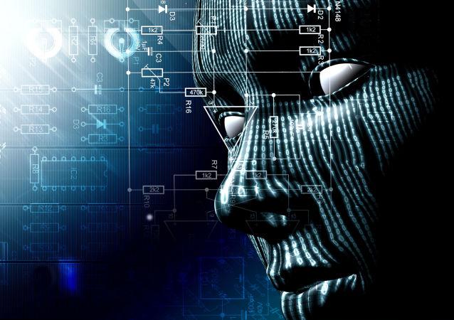 Robot s umělou inteligencí. Ilustrační foto