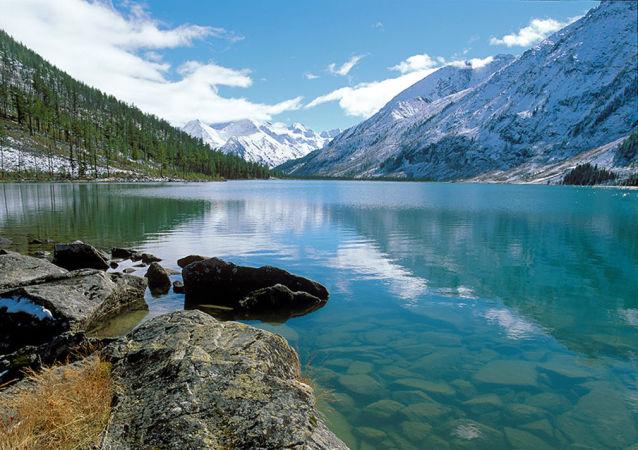 Katunská přírodní rezervace, Altaj