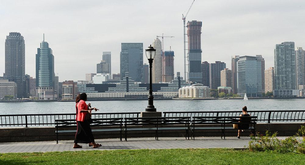 Nábřeží New Yorku