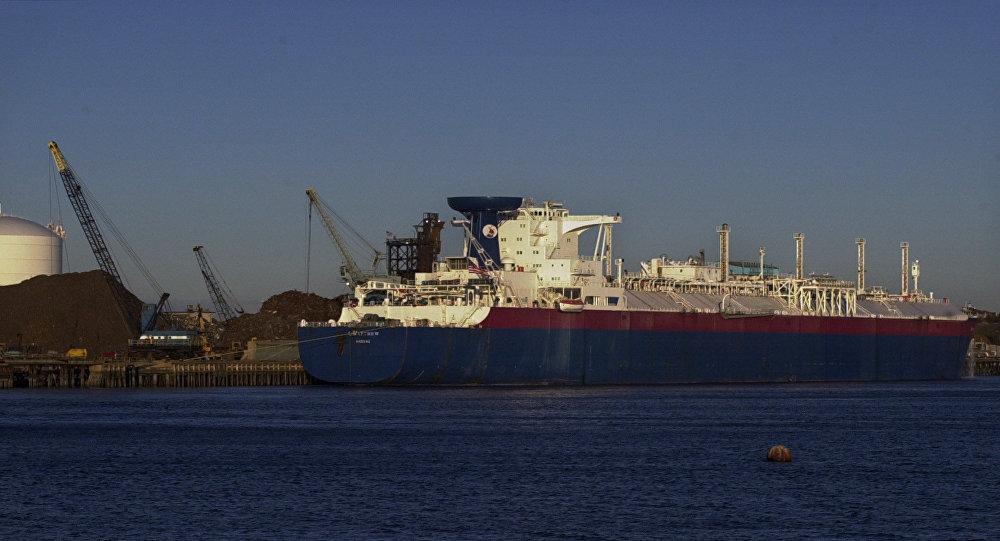 Matthew, tanker na zkapalněný plyn