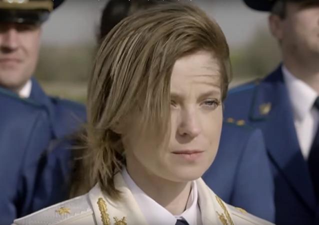 Natalja Poklonská natočila klip ke Dni vítězství