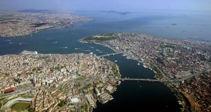 Průliv Bospor, Turecko