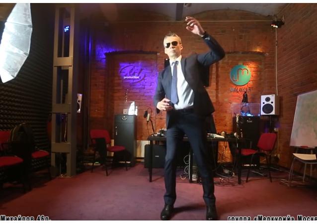 První breakdanceři SSSR. VIDEO