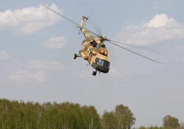 Vrtulník Mi-17V-5