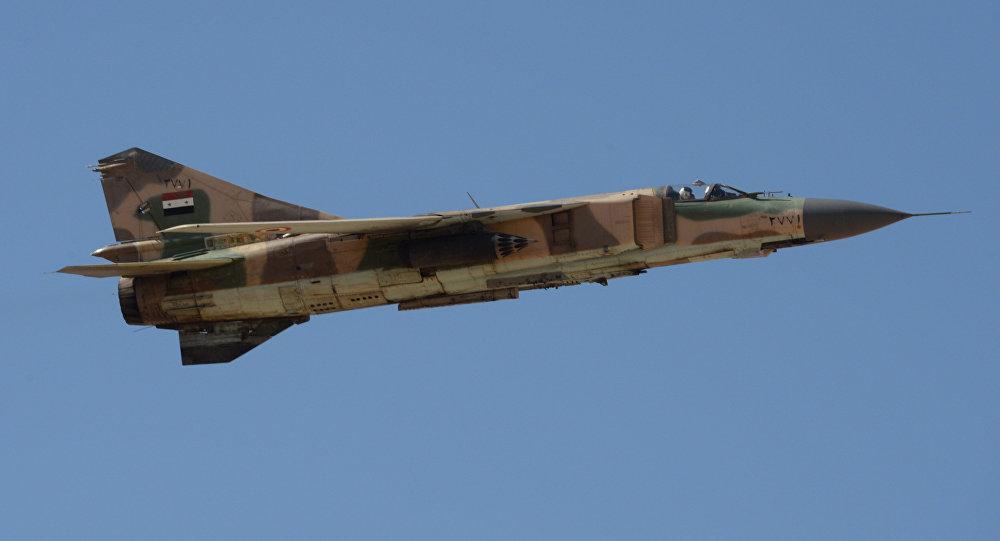 Syrský Mig-23