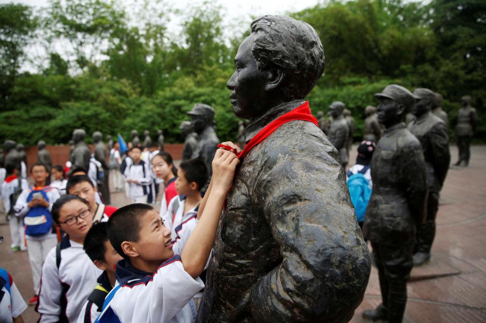 """Nostalgie po komunismu: čínské muzeum """"kulturní revoluce"""""""