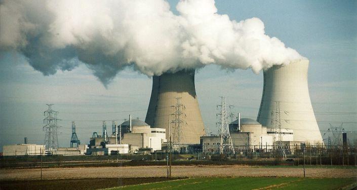 Jaderné elektrárny v Belgii
