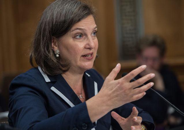 Náměstkyně ministra zahraničí USA Victoria Nulandová