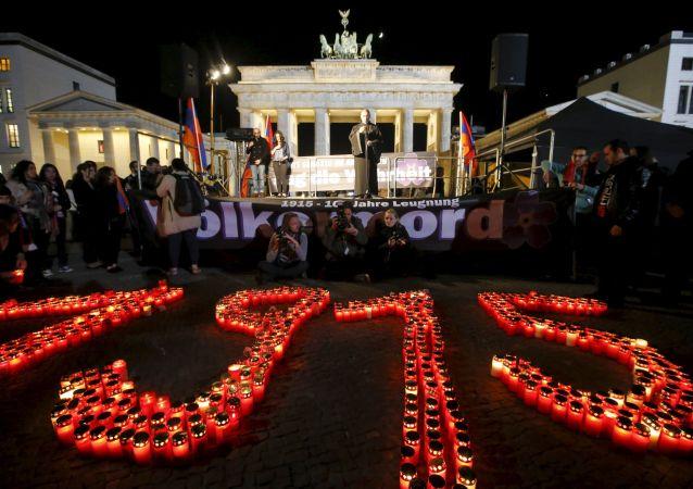 Den památky genocidy Arménů