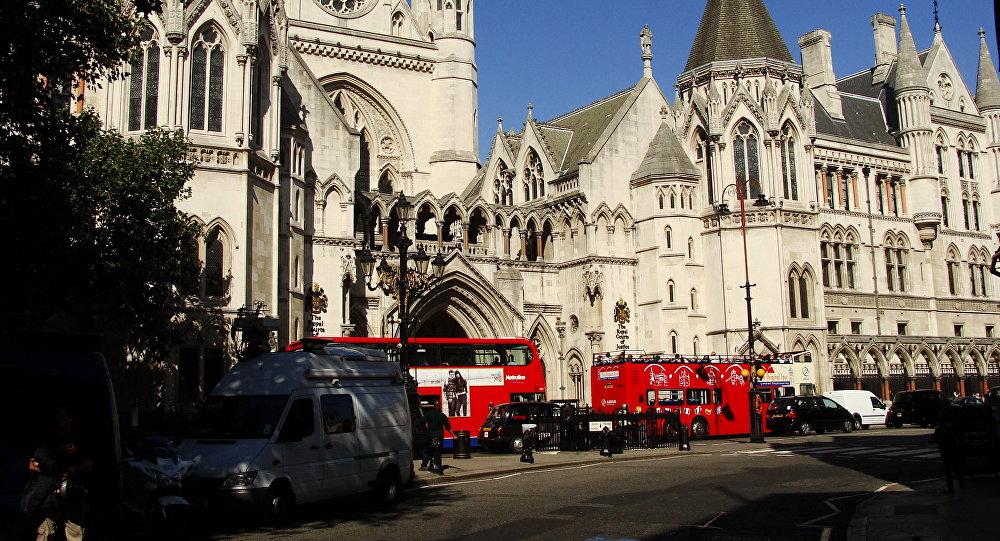 Vysoký soud v Londýně