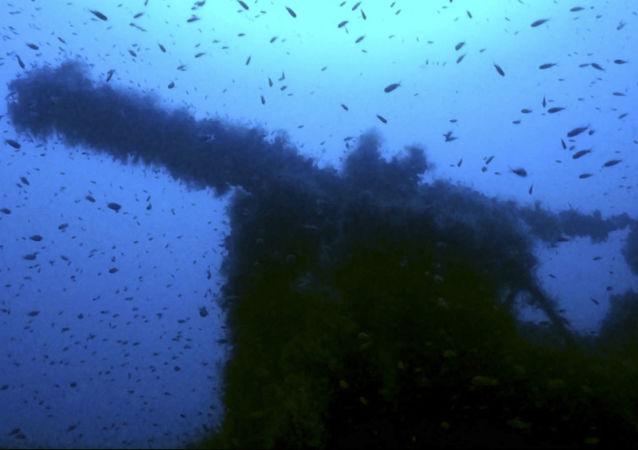 Nedaleko Sardinie byla objevena potopená britská ponorka