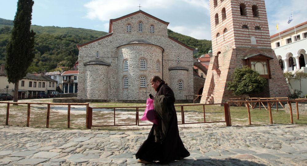 Kostel. Ilustrační foto