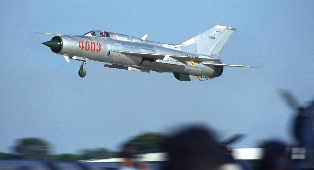 MiG-21. Ilustrační foto