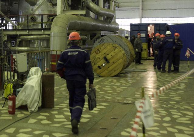 Ukrajinští pracovníci