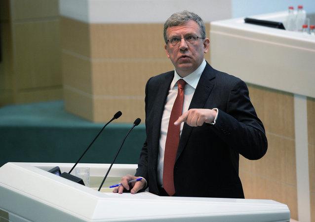 Alexej Kudrin