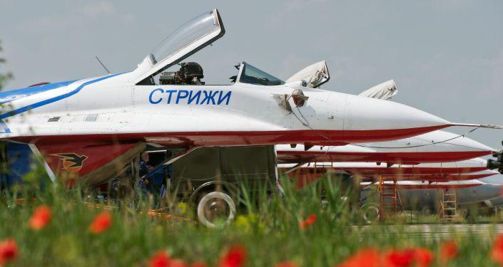 Poprvé na Krymu: start všeruské etapy soutěže Aviadarts