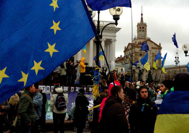 Ukrajina-EU
