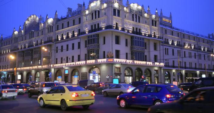 Divadelní náměstí, Moskva