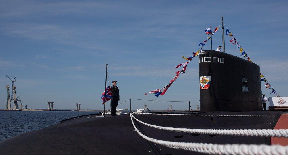 Ponorka Staryj Oskol