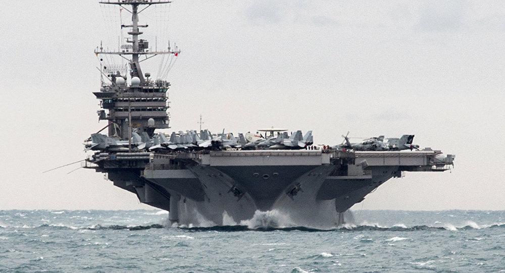 Americká lLetadlová loď Harry S. Truman