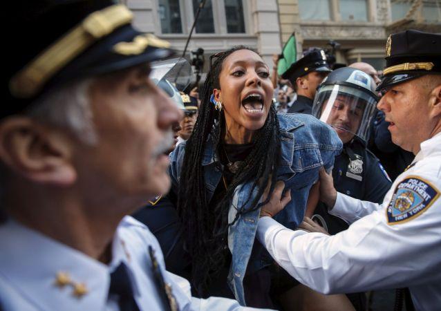 Akce proti násilí policie
