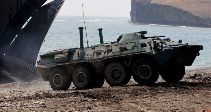 Vojenská cvičení