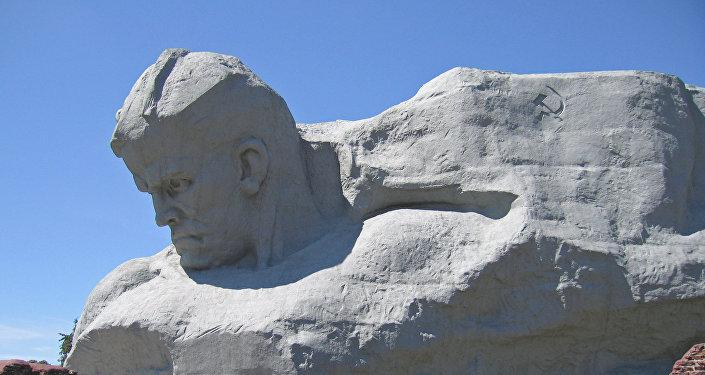 Monument Statečnost, památník obránců Brestské pevnosti v Bělorusku