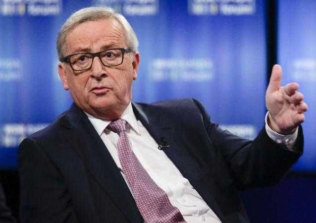 Předseda Eurokomise Jean-Claude Juncker