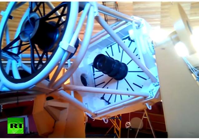 V Burjatsku začal fungovat nevýkonnější teleskop v Rusku pro sledování nebezpečných asteroidů
