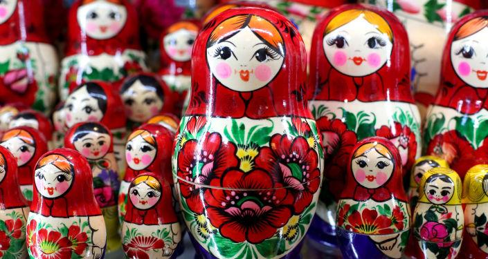 Ruské matrjošky