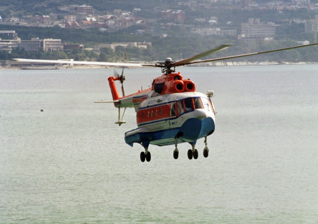 Vrtulník Mi-14