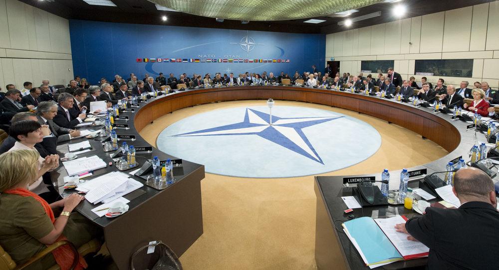 Zasedání ministrů obrany NATO v Bruselu