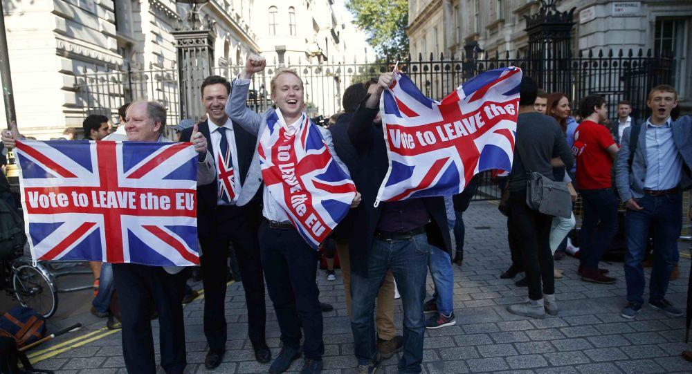 Zastánci brexitu