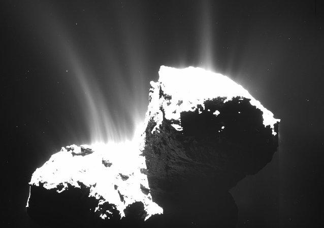 Kometa Čurjumova-Gerasimenka