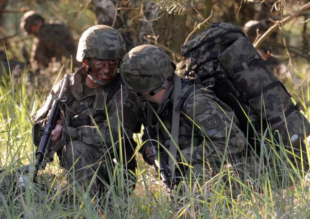 Cvičení NATO v Polsku