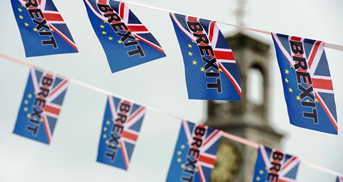 Vlajky brexitu