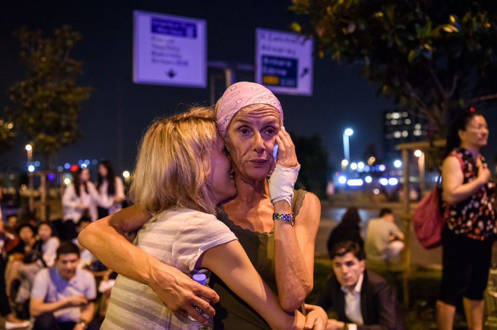 Teroristický čin v Istanbulu