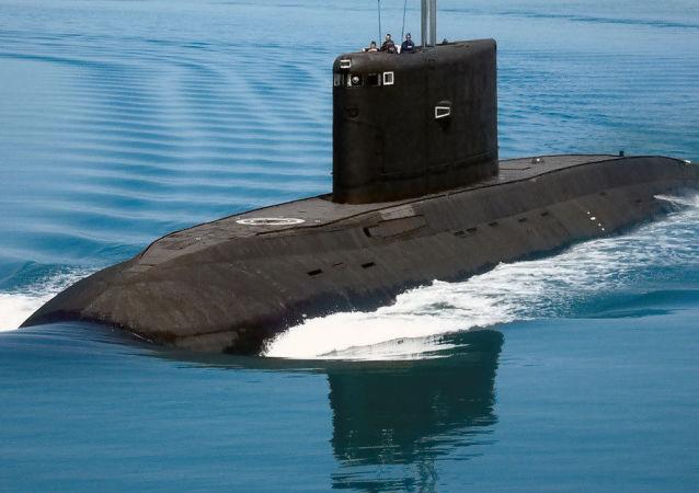 Ponorka Rostov na Donu