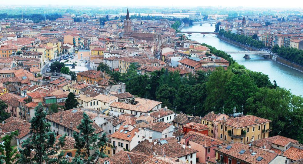 Verona, Itálie. Ilustrační foto