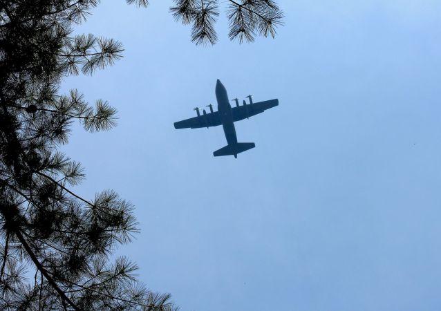 Americké letadlo S-130 Hercules