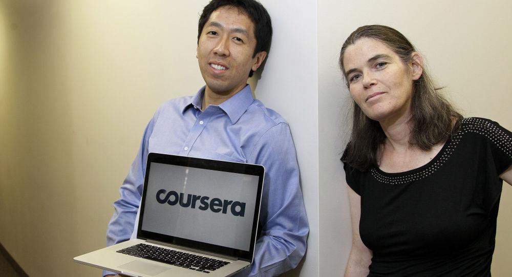 Zakladatelé projektu Coursera