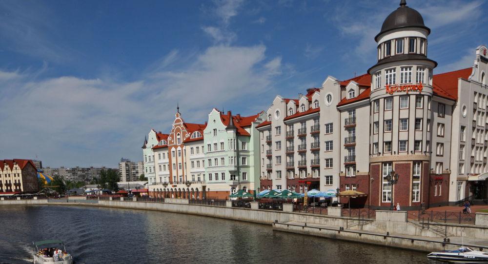 Kaliningrad, Rusko