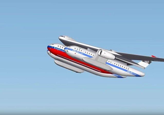 Švýcaři zkříží vagon s letadlem.VIDEO