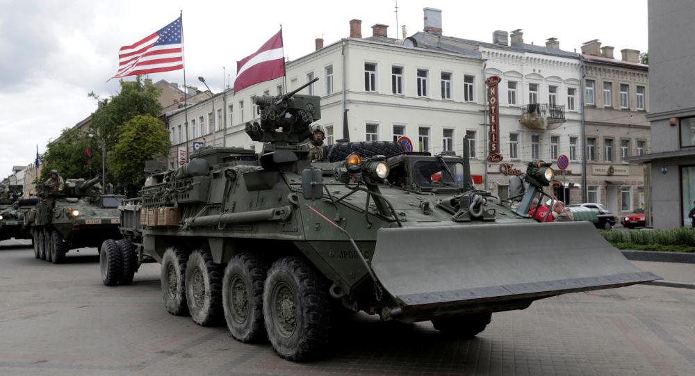 V Lotyšsku hodlají vybudovat na místě sovětského vojenského městečka polygon NATO