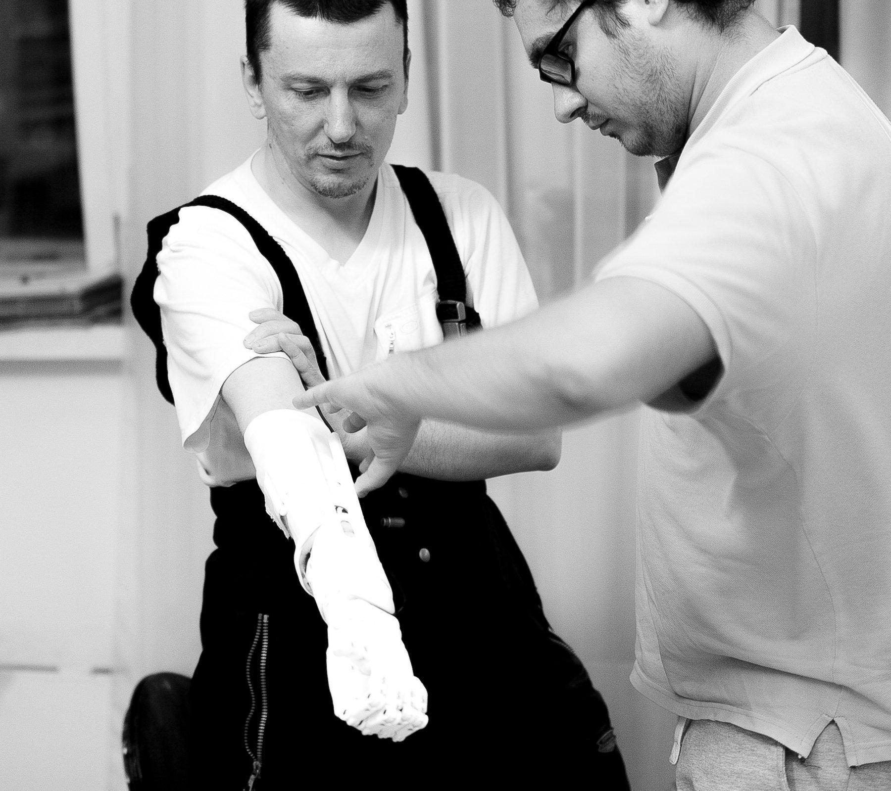 Pacient a Maxim Ljaško