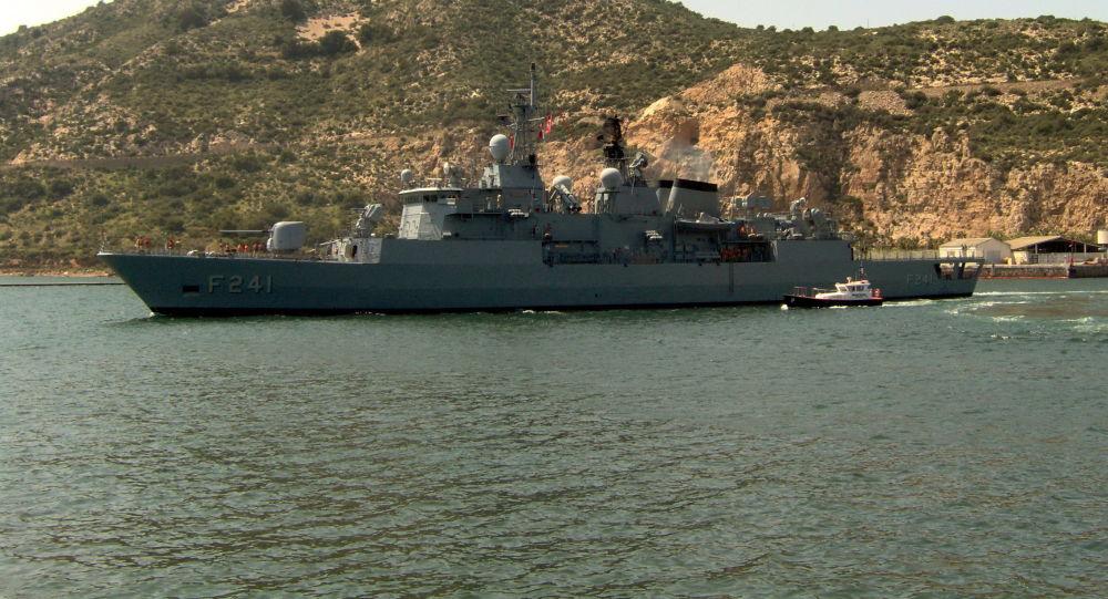 Turecká fregata