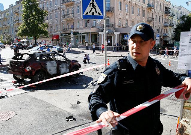 Pavel Šeremet byl zavražděn v Kyjevě