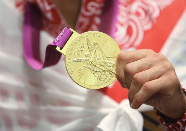 Medaile Olympijských jer 2012